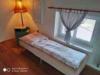Ložnice - chalupa ubytování Stará Červená Voda