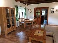 Společenská místnost - jídelna - Holčovice - Komora