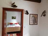 Vstup do Ptačího pokoje - Holčovice - Komora