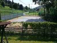 Chata Voděnka - naše hřiště