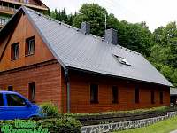 Chata k pronajmutí - okolí Malé Morávky