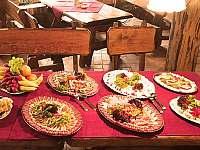 Restaurace U Kazmarky - možnost rautu
