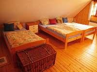1. patro - společná ložnice