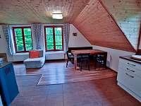 Apartmán v patře