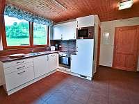 Kuchyně Apartmán č.2