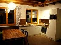 kuchyňský kout spodní apartmán