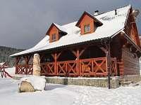 ubytování Ski areál JONAS PARK Ostružná Chalupa k pronájmu - Velké Vrbno