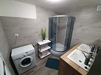 Spodní koupelna - Ramzová