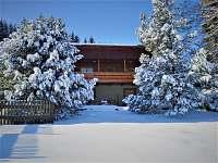 Chata k pronájmu - zimní dovolená Rejvíz