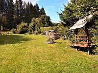 Zahrada za chatou 2019 - k pronájmu Rejvíz