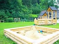 Dětské hřiště - zahrada - Jindřichov