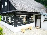 ubytování na chatě k pronájmu Jindřichov