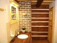 Velká koupelna + WC