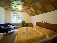 pokoj č. 1 a č. 2 - až 3 osoby