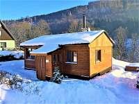 Chata ubytování v obci Bratrušov