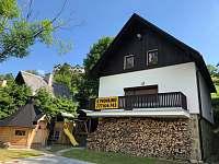 ubytování Lyžařský areál Stříbrnice - Návrší na chatě k pronajmutí - Branná