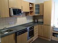 kuchyň - pronájem chaty Branná