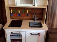 kuchyňka - chata ubytování Branná