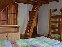 pokoj č. 3 - chata k pronájmu Branná