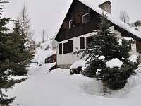 Chata k pronajmutí - zimní dovolená Branná