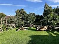 Dětské hřiště zahrada - Malá Morava
