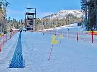 Dětský ski park pro děti - Malá Morava