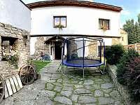 Dvůr - chata ubytování Malá Morava