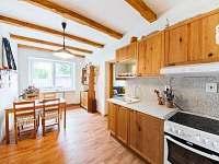 Kuchyň AP č.2 - pronájem chaty Malá Morava