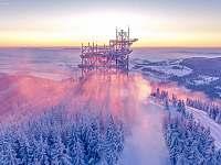 Stezka v oblacích Dolní Morava - Malá Morava