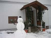 Vchod - Malá Morava