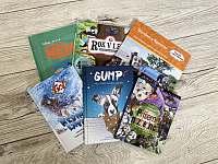 Knihy pro děti - pronájem chaty Nové Losiny