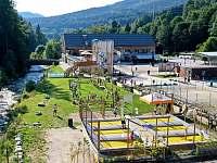 Tip na výlety - Balanc park Kouty nad Desnou - chata k pronajmutí Nové Losiny
