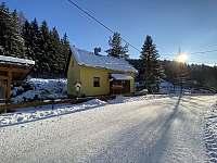 V zimě - Nové Losiny