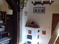 kuchyň - apartmán k pronájmu Ondřejovice