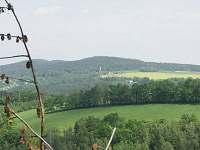Ondřejovice pohled na Podlesí -