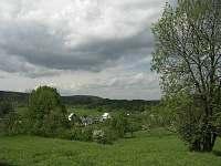 Ondřejovice pohled z Myšáku