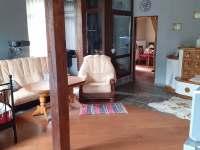 Pohled do odpočinkové mistnosti - apartmán k pronájmu Ondřejovice