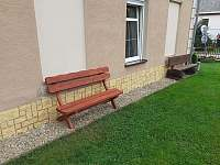 Posezení - apartmán ubytování Ondřejovice