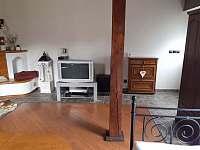 Televize - pronájem apartmánu Ondřejovice