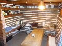 Kuchyňka - chata k pronajmutí Bělá pod Pradědem