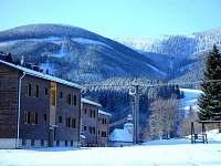 ubytování Skiareál X-park Františkov v apartmánu na horách - Stříbrnice