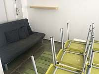 Zelený apartmán