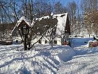 Chalupa U potůčku - chalupa - 48 Vernířovice