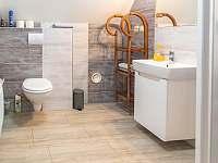 koupelna v patře - Vernířovice
