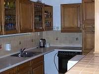 kuchyň VIP apartmán