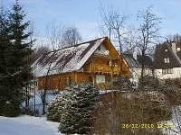 Chata Hynčická pekárna - chalupa - 14