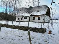 ubytování Kunov na chalupě