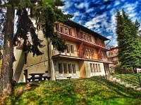 Lázně Jeseník ubytování 34 lidí  pronájem