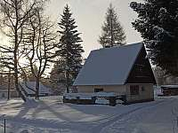 Chata k pronajmutí - zimní dovolená Žďárský Potok