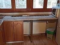 Kuchyň v přízemí - Žďárský Potok